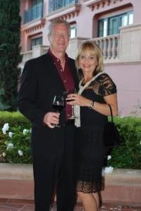 2016 Wine DVine Honorees Harley and Maryanne Sefton