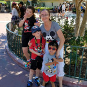 Family time at Disney