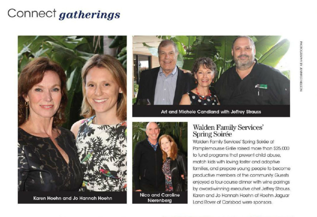 Spring Soiree news in Ranch & Coast