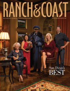 Image of August 2016 Ranch & Coast magazine