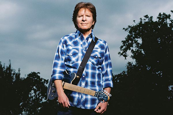 Rock legend John Fogerty