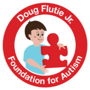 Doug Flutie Jr. Foundation for Autism Logo