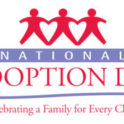 November 19 is National Adoption Day!
