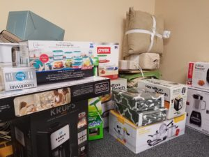 Holiday gifts from Jack in the Box to furnish apartments for foster youth
