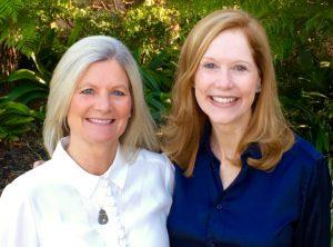 Gala Chairs Cheryl Smith & Caroline Nierenberg