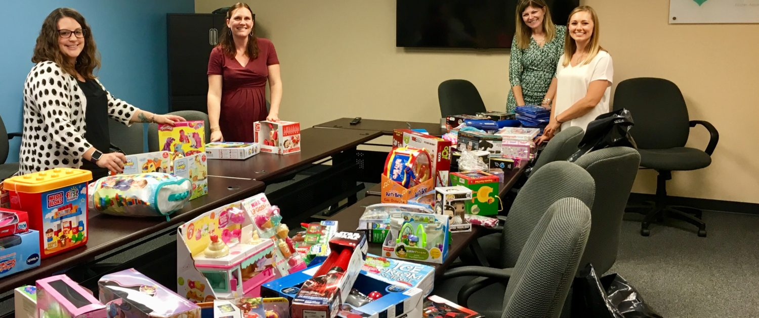 Toys For Tots Family : Toys for tots gives warmth to the holidays walden kids